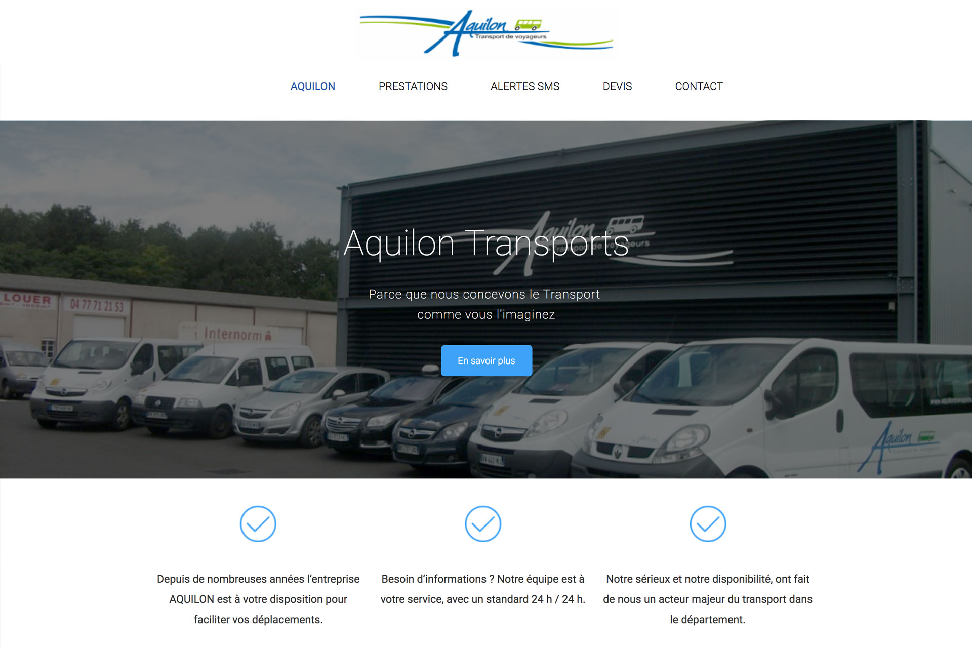 Aquilon Transport - 23Prod